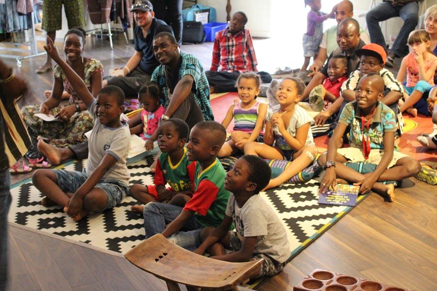 Ateliers culturels maison de l 39 afrique montr al for Angelina maison de l afrique